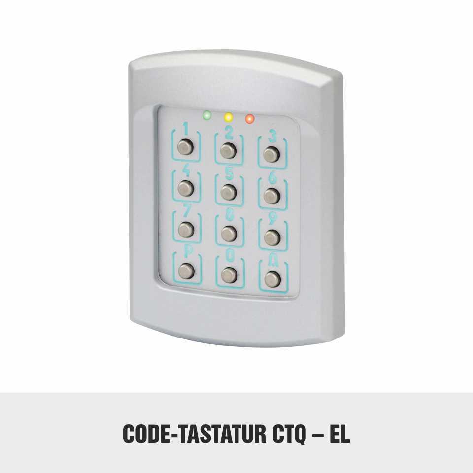 Codetaster CTQ