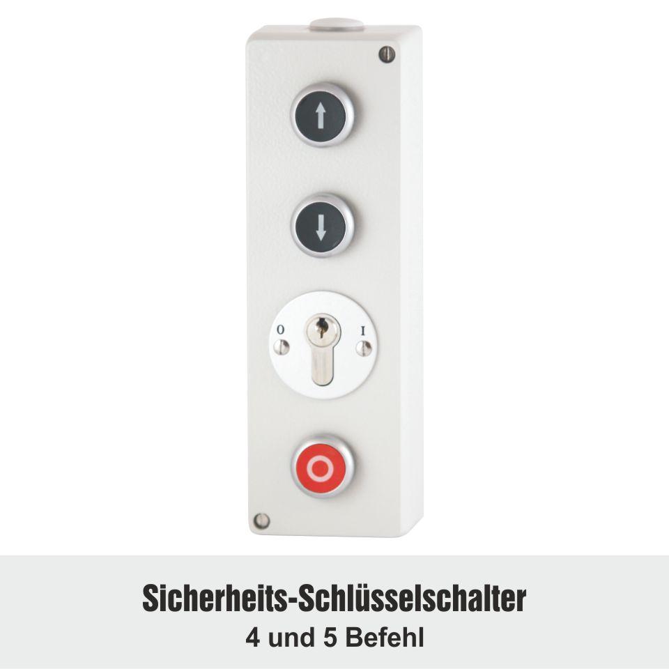 Sicherheits-Schlüsselschalter