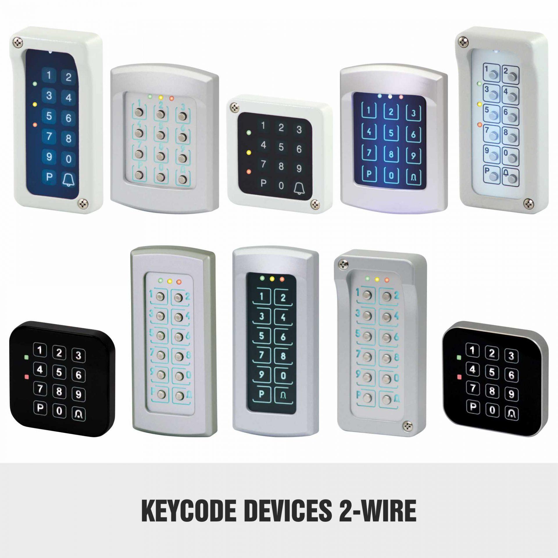 Keycode Keyboard Keypad