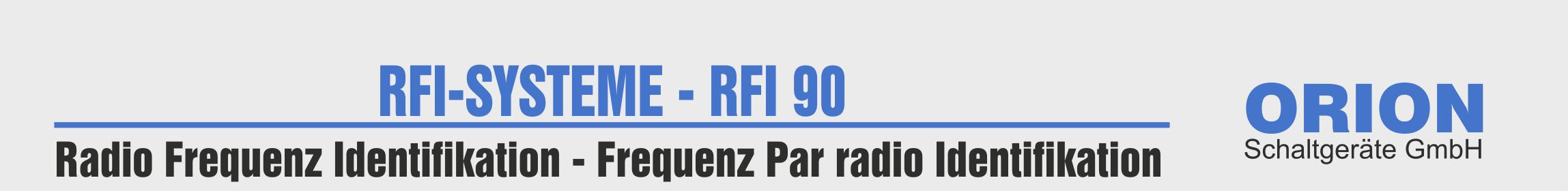 Radiofrequenz Identifikation SYSTEME. RFI. Karten. Schlüssel