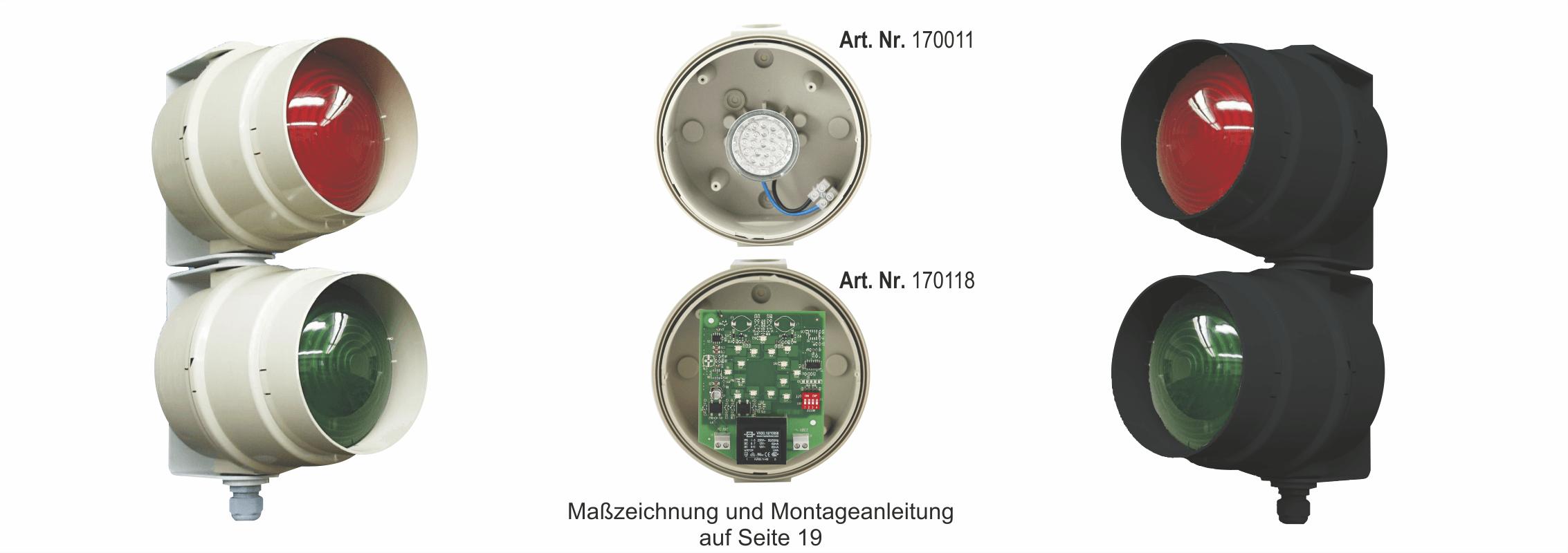 Signalleuchten LED-Multi