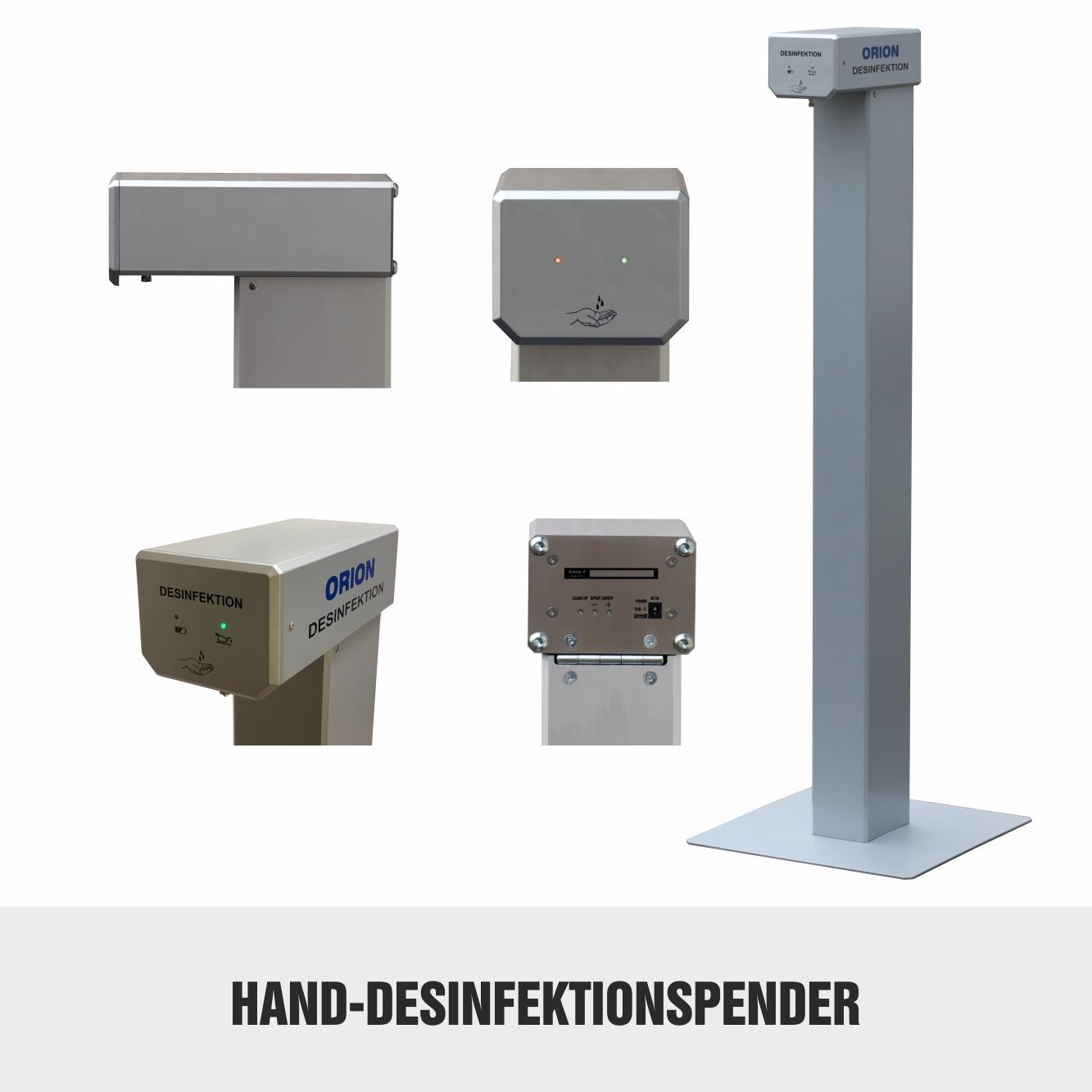 Hand - Desinfektion-spender