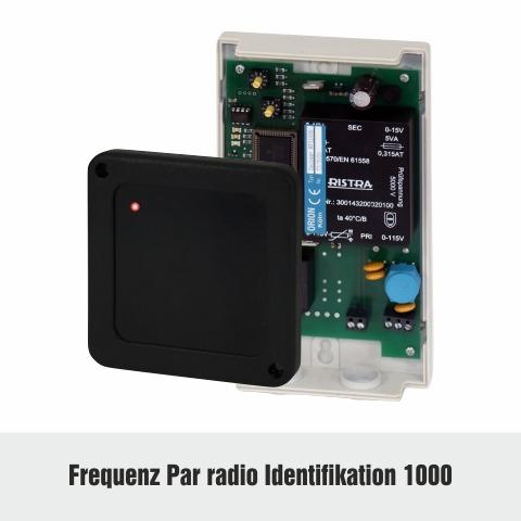Frequenz Par radio Identifikation