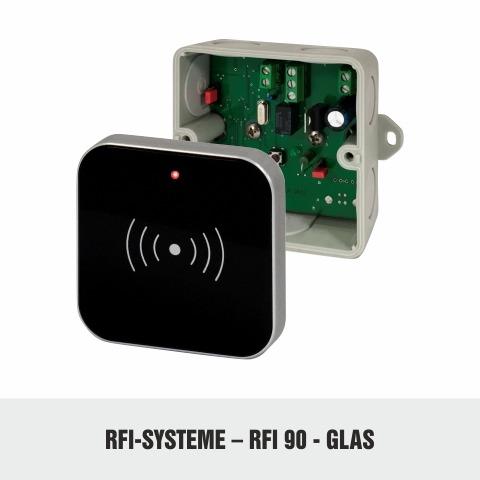 RFI 90 Glas