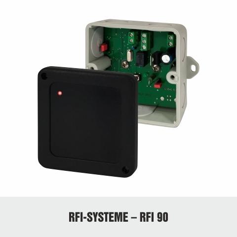 Radiofrequenz Identifikation SYSTEME