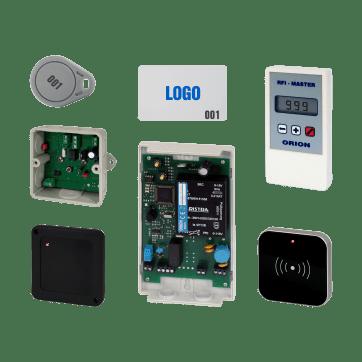 RFID Système de vérification